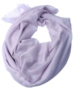Summer Lilac Ladies Cashmere Lightweight Scarf